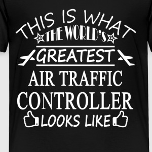 Air Traffic Controller Tee Shirts - Toddler Premium T-Shirt