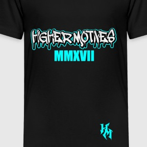 Higher Motives Graffiti - Toddler Premium T-Shirt