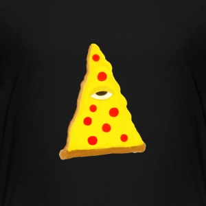 ILLUMINATI'S PIZZA (beta edition) - Toddler Premium T-Shirt