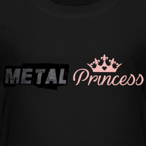 METAL Princess - Toddler Premium T-Shirt