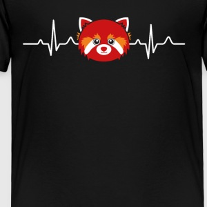 Red Panda Shirt - Toddler Premium T-Shirt