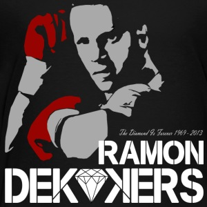 THE DIAMOND RAMON DEKKERS MUAYTHAI FIGHTER - Toddler Premium T-Shirt