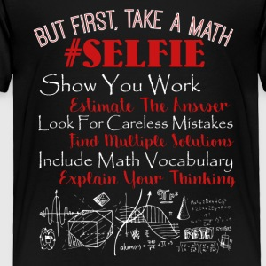 Math Shirt - Toddler Premium T-Shirt