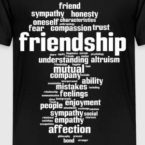 friendship - Toddler Premium T-Shirt