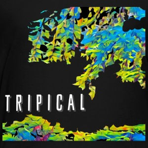 Tripical Highland - Toddler Premium T-Shirt
