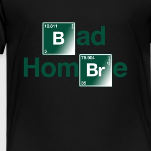 Bad Hombre Chemical T-Shirt - Toddler Premium T-Shirt