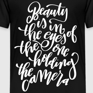 Beauty is - Toddler Premium T-Shirt