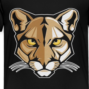 Mountain Lion Shirt - Toddler Premium T-Shirt
