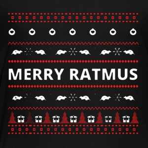 Merry Ratmus Shirt - Toddler Premium T-Shirt