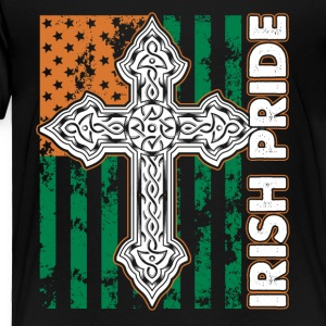 Irish Pride Tshirt - Toddler Premium T-Shirt