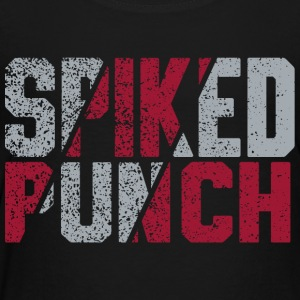 Volleyball Team Spiked Punch Design by CW Design - Toddler Premium T-Shirt
