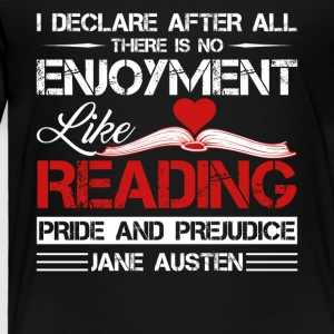Reading Book Shirts - Toddler Premium T-Shirt