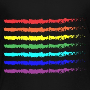 Rainbow - Toddler Premium T-Shirt