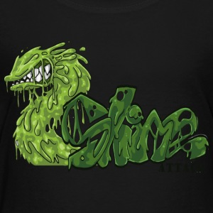 Slime Attack - Toddler Premium T-Shirt