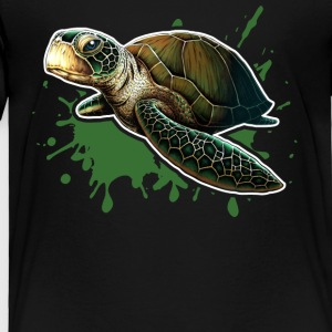 Sea Turtles Tee Shirt - Toddler Premium T-Shirt