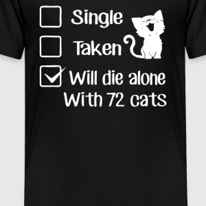 Cat Relationship - Toddler Premium T-Shirt
