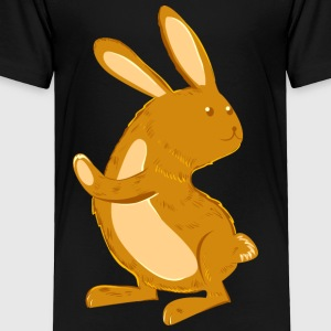 Sweet bunny - Toddler Premium T-Shirt