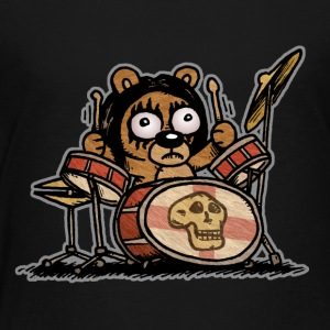 Rockin' Bear - Toddler Premium T-Shirt