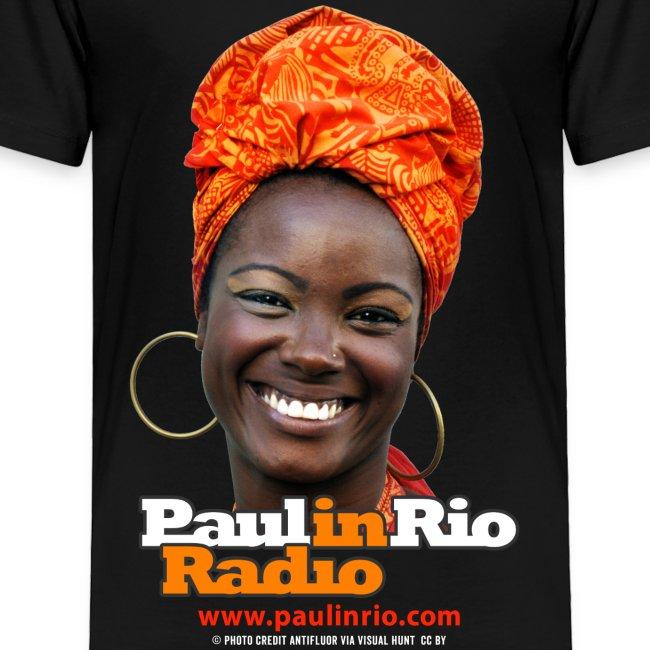 Paul in Rio Radio - Mágica garota