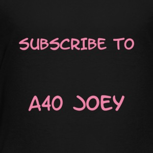 Sub to A40 - Toddler Premium T-Shirt