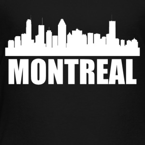 Montreal Skyline - Toddler Premium T-Shirt