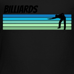 Retro Billiards - Toddler Premium T-Shirt