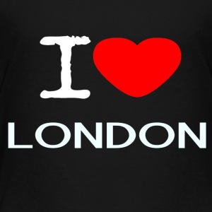 I LOVE LONDON - Toddler Premium T-Shirt