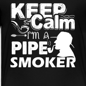 Pipe Smoker Shirt - Toddler Premium T-Shirt