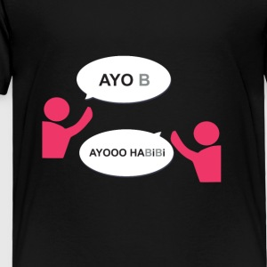 ayob_red - Toddler Premium T-Shirt