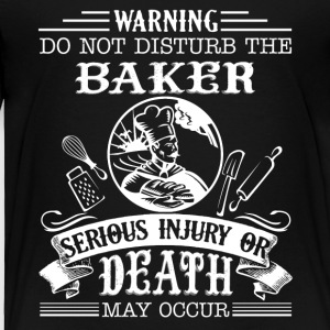 Baker Shirt - Toddler Premium T-Shirt