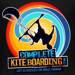 COMPLETE_KITE_BOARDING_ALT2 - Toddler Premium T-Shirt