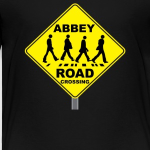 Abbey Road Crossing - Toddler Premium T-Shirt