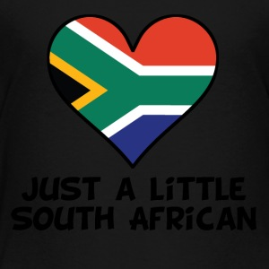 Just A Little South African - Toddler Premium T-Shirt