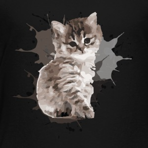 animal pet cute cat - Toddler Premium T-Shirt