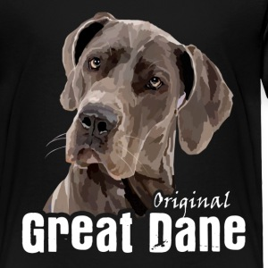 Great Dane Tshirt - Toddler Premium T-Shirt