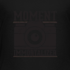 moment immortalizer - Toddler Premium T-Shirt