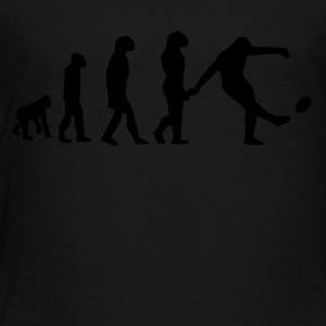 Rugby Kick Evolution - Toddler Premium T-Shirt