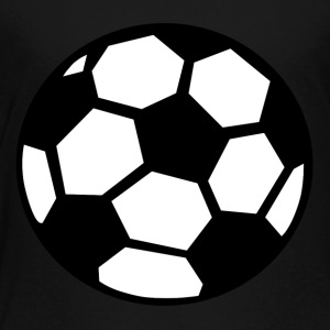 Soccer Ball - Toddler Premium T-Shirt