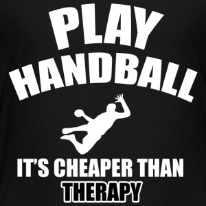 handball designs - Toddler Premium T-Shirt