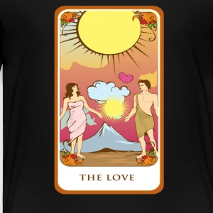 The Love Tarot Card Tee Shirt - Toddler Premium T-Shirt
