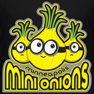 Mini Onions - Toddler Premium T-Shirt