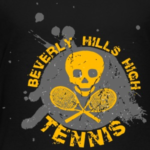 BEVERLY HILLS HIGH TENNIS - Toddler Premium T-Shirt