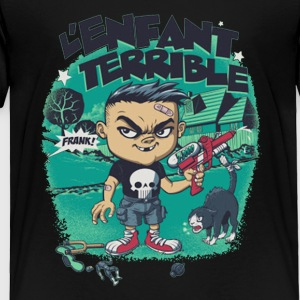 l enfant terrible - Toddler Premium T-Shirt