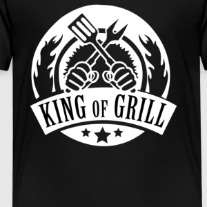 King of grill - Toddler Premium T-Shirt