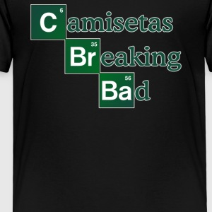 Camisetas Breaking Bad - Toddler Premium T-Shirt