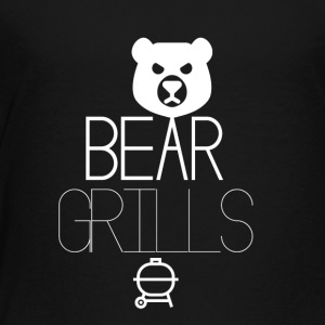 Bear grills - Toddler Premium T-Shirt
