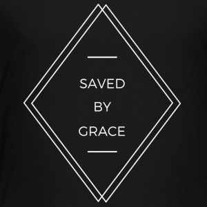 Saved by Grace - Toddler Premium T-Shirt