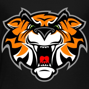 tiger_face - Toddler Premium T-Shirt