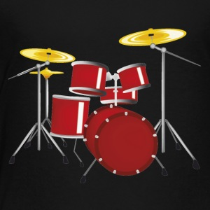drum - Toddler Premium T-Shirt