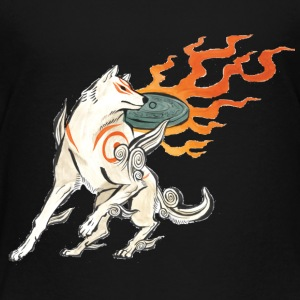 Fire wolf - Toddler Premium T-Shirt